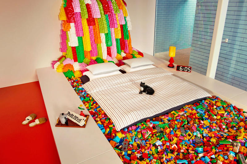 Airbnb LEGO House Billund Denmark Bjarke Ingels Giveaway One Free Night Contest