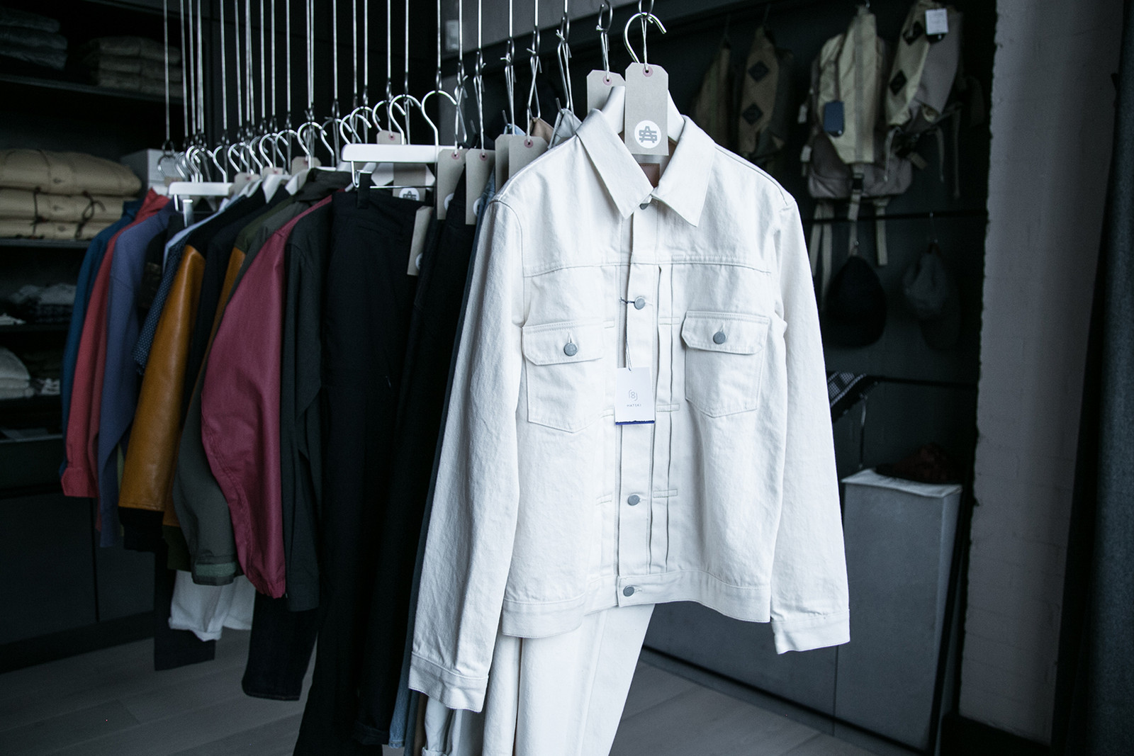 Needles Orslow Alpha Shadows Meanswhile And Wander Ordinary Fits Japanese Brands Fashion Streetwear London