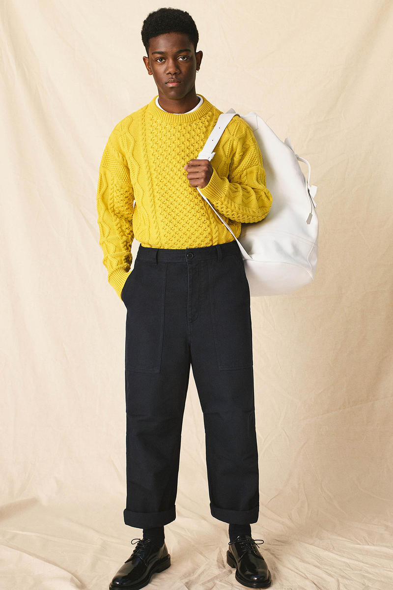 AMI Pre Fall 2018 Collection Lookbook Alexandre Mattiussi