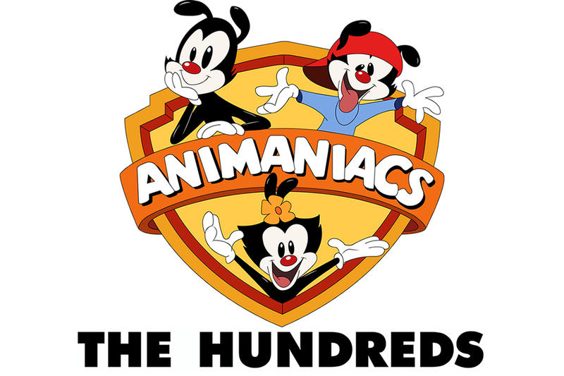 The Hundreds Animaniacs Collaboration Teaser Instagram Bobby 2017 November 16 Release Drop Date Info Warner Bros pink and the brain warners