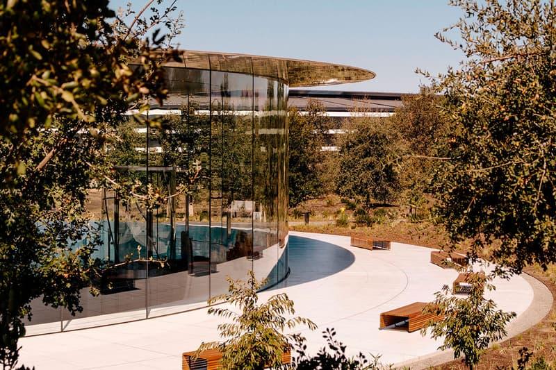 Apple Park Headquarters Jony Ive Silicon Valley California Interview