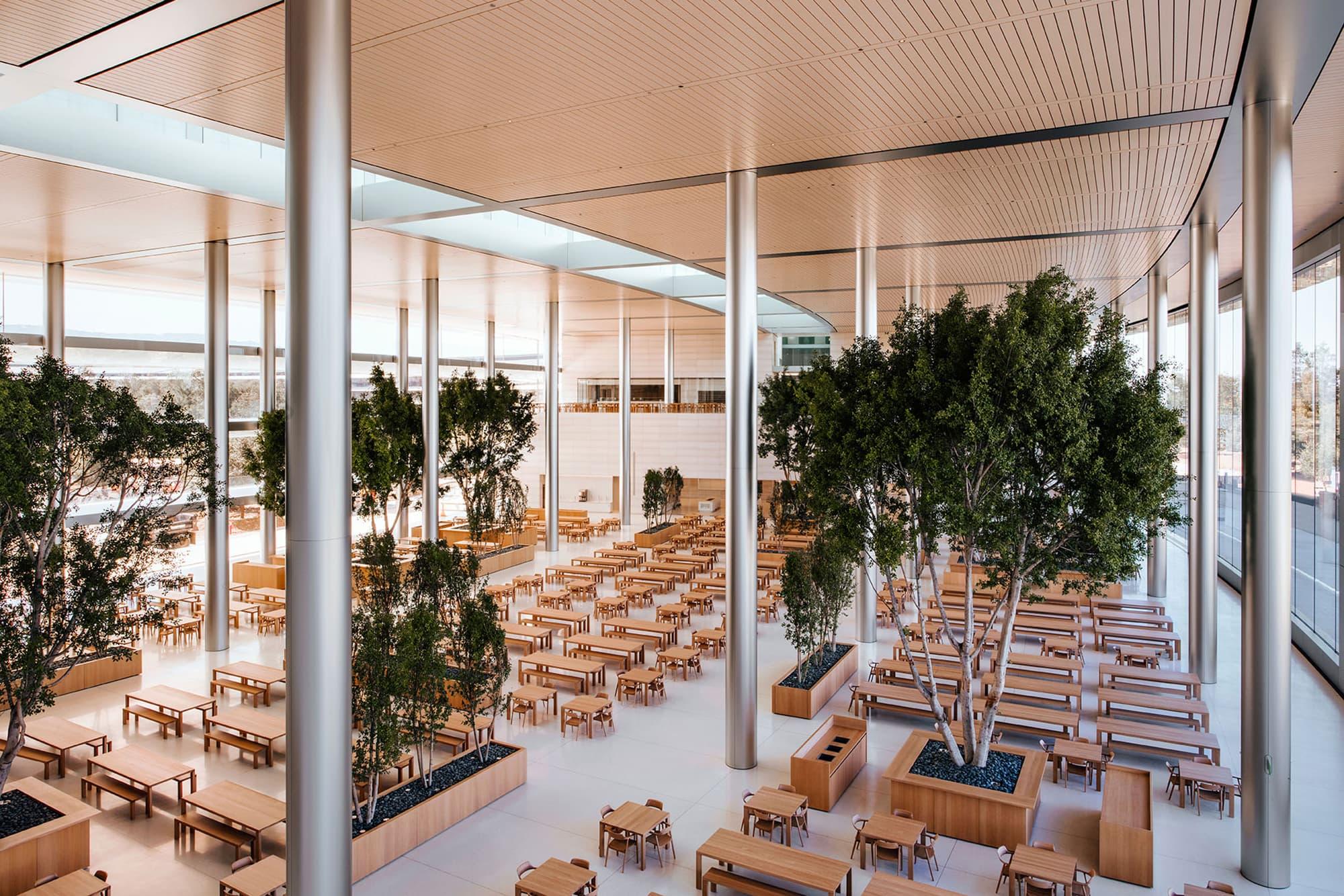Apple Park Inside Look Amp Jony Ive Interview Hypebeast