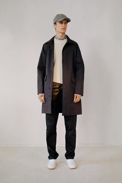 ARKET Spring/Summer 2018 Menswear Collection H&M Group Lookbook clothing fashion style jacket coat outerwear suit sweatshirt hoodie blazer jeans