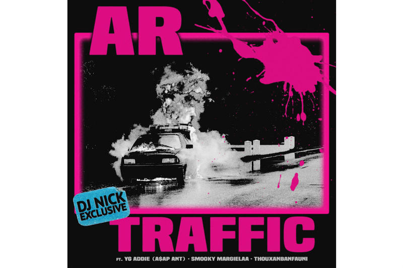 "A$AP Ant, Smooky Margielaa, Thouxanbanfauni & AR Unleash New Single, ""Traffic"""