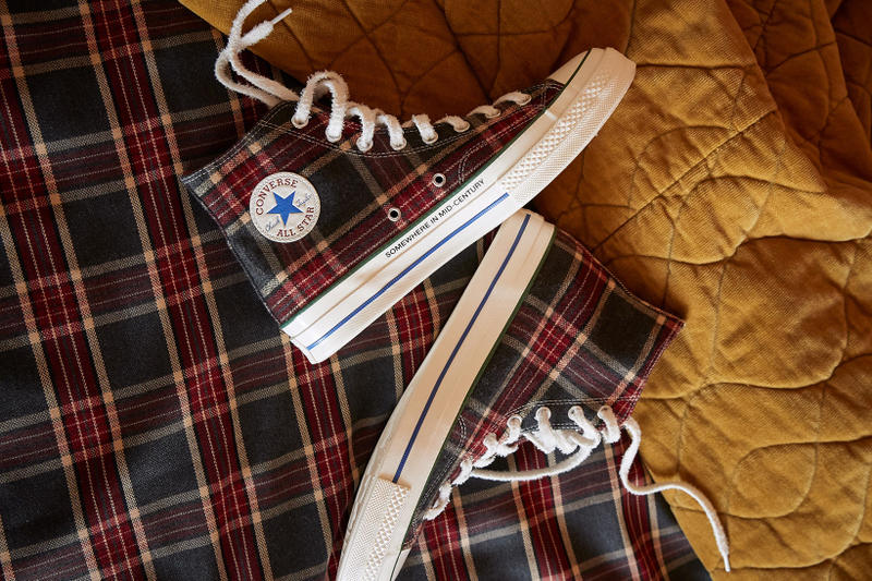 A$AP Nast Converse Collaboration Footlocker All Star One Star November 27 2017 Release