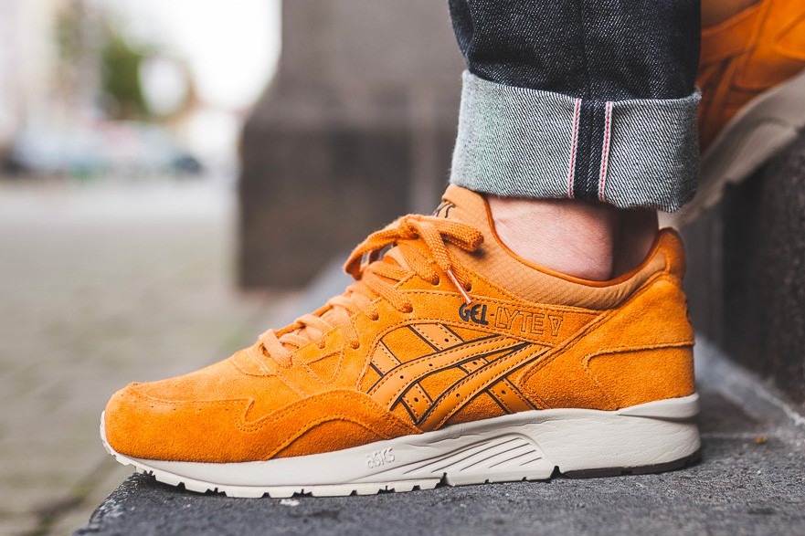 gel lyte v honey ginger