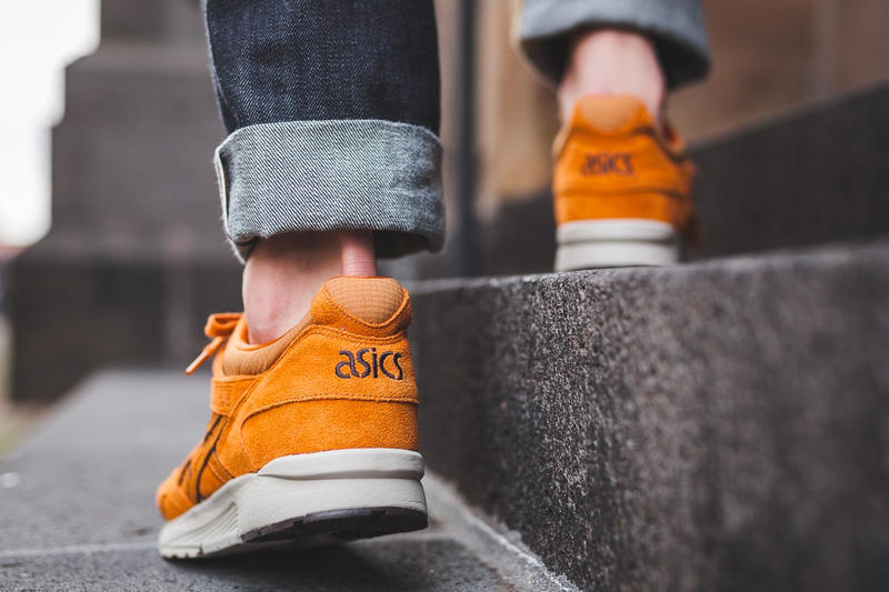 "ASICS GEL-Lyte V ""Honey Ginger"""
