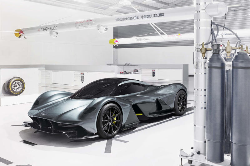 Aston Martin Valkyrie Track Only Update 2020