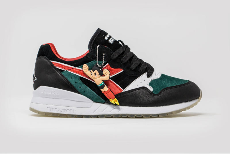 huge selection of 9a4b6 d3877 BAIT x Astro Boy x Diadora Intrepid & B.Elite | HYPEBEAST