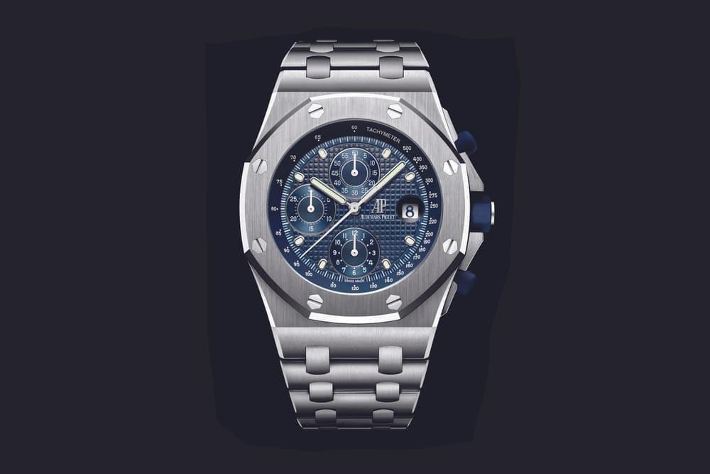 Audemars Piguet Royal Oak Offshore Chronograph 25th Anniversary Tourbillons Watch