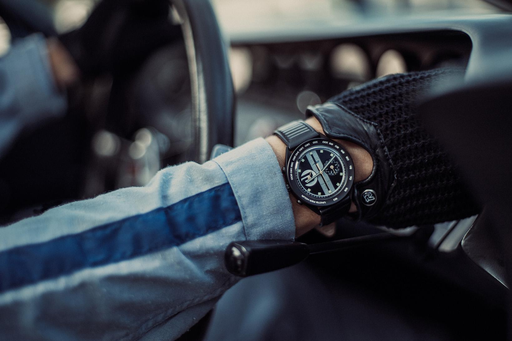 Autodromo Ford Gt Endurance Owners Edition Chronographs Watch Custom Color Serial Number Chassis Pre Order