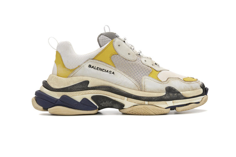Balenciaga Dover Street Market Triple S DSM London Copyshop Vetements Demna Gvasalia