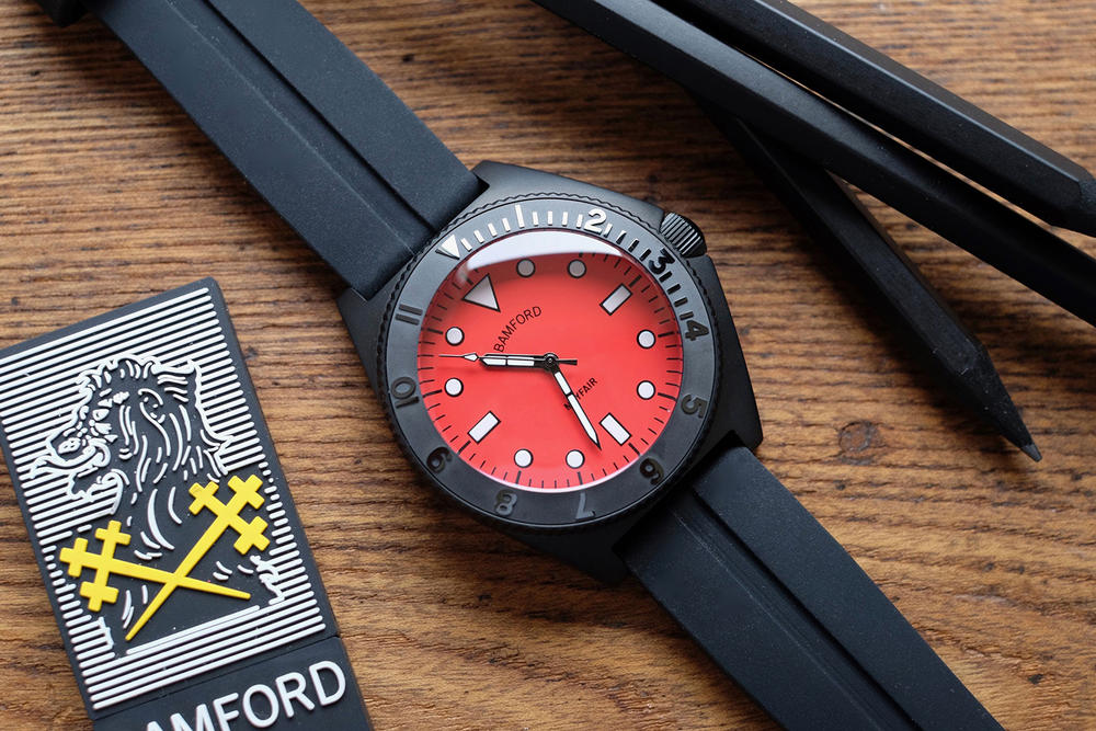 Bamford Watch Department Mayfair First Solo In House Timepiece