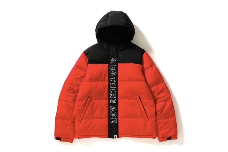 A Bathing Ape BAPE Limited-Edition Down Jacket Puffer Puffa mastermind JAPAN Paris