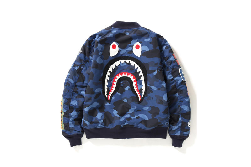 BAPE Streetwear Fashion Apparel Clothing Jackets Hoodies Release Date Info Drops November 11