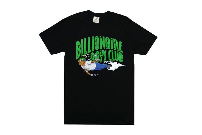 Billionaire Boys Club Hebru Brantley Art