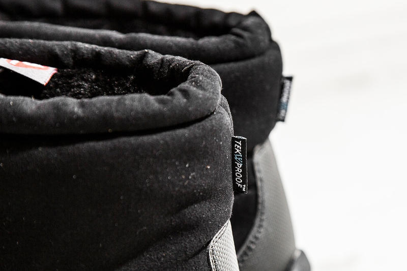 BEAUTY YOUTH The North Face Nuptse Bootie Mule Black 2017 November Release Date Info Boot Shoes Footwear