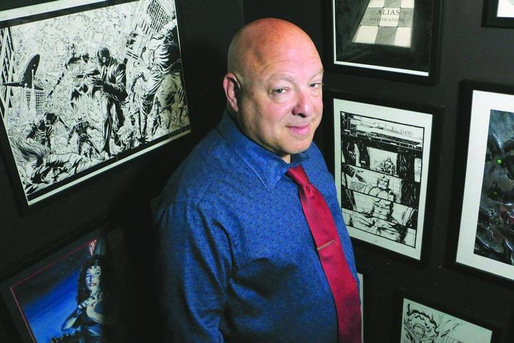 eff277158102 Comics Legend Brian Michael Bendis Leaves Marvel for DC