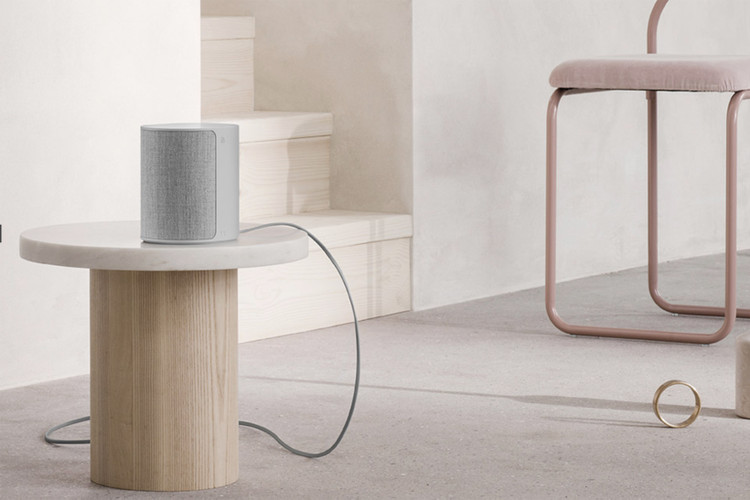 db7b3b6ace Bang & Olufsen's Beoplay M3 Is the Perfect Entry-Point Multiroom Speaker
