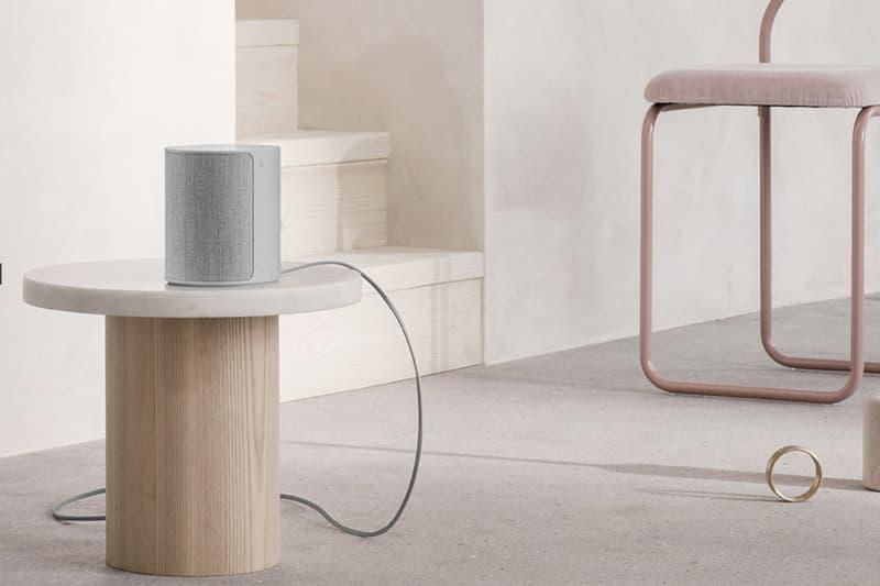 Beoplay M3 Multiroom Speaker Bang Olufsen 2017 November Release