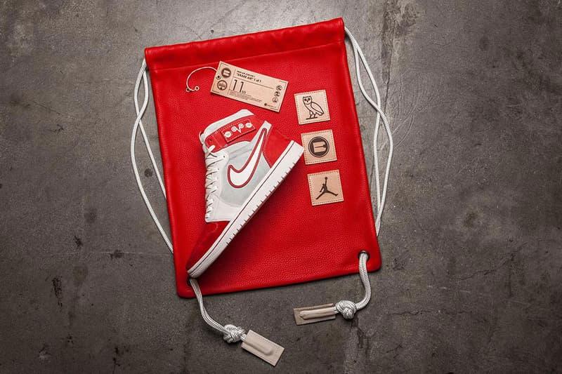 BespokeIND Air Jordan 1 Drake Custom Sneakers Jordan Brand Nike
