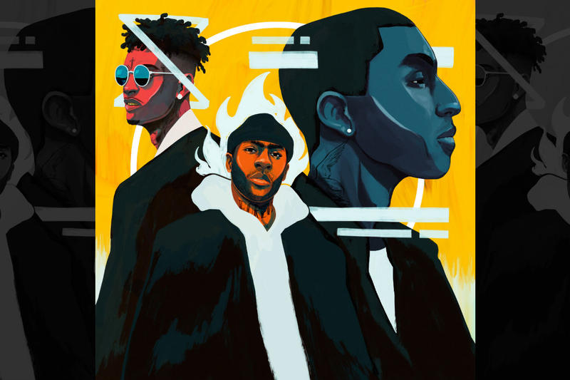 Best New Tracks N*E*R*D Skepta Flying Lotus Lil B 21 Savage Travis Scott Metro Boomin