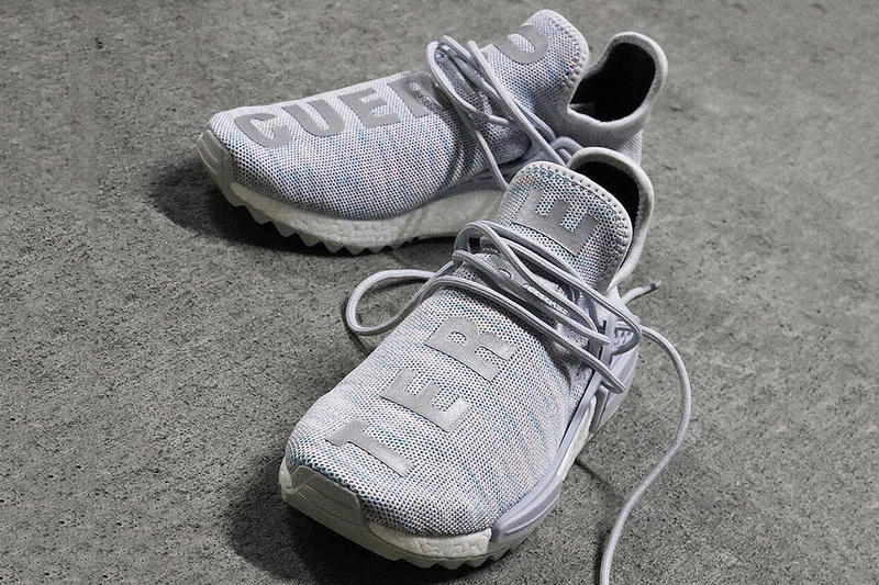 Pharrell Williams Billionaire Boys Club adidas Originals Hu NMD Trail Cotton Candy