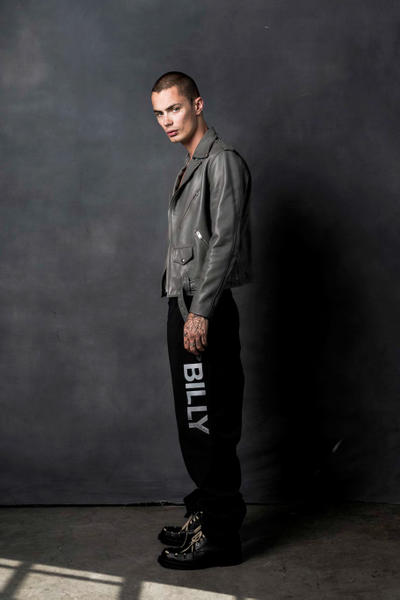 BILLY 2017 Fall/Winter Collection Lookbook Outerwear Jackets Shirts Pants menswear streetwear fashion clothing style