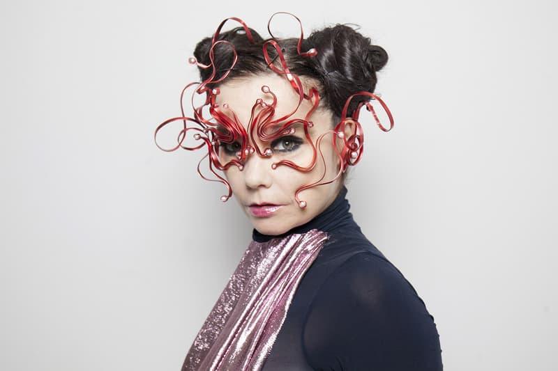 Björk Utopia Debut Stream Jay-Z Wu-Tang Clan Interview Fact Magazine Homogenic