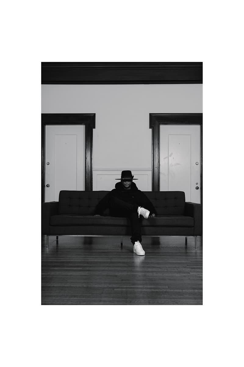 Black Scale Puma 2017 Fall Winter Collaboration Capsule Collection Disc Blaze Platform Court Tsugi Blaze 2017 November 7 Drop Release Info Date Sneaker Logo Branding Shirt Jacket