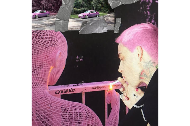 Blackbear 2 Chainz Gucci Linen cybersex Single Stream 2017 November 13 Release