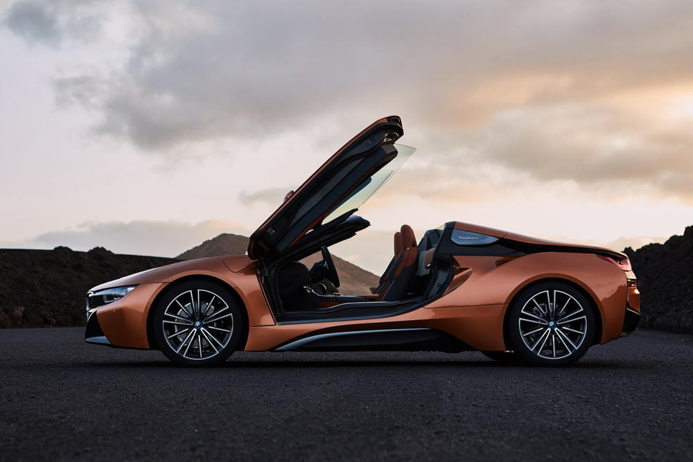 BMW i8 Roadster Convertible