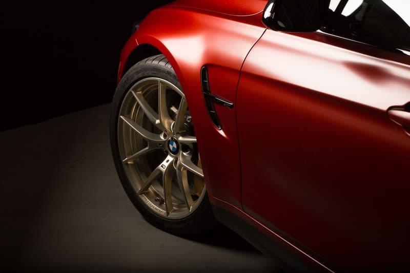 BMW M3 30 Years American Edition 2018 SEMA Las Vegas