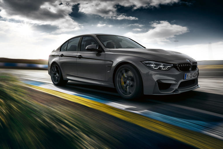 BMW M3 CS 2018 3 Series