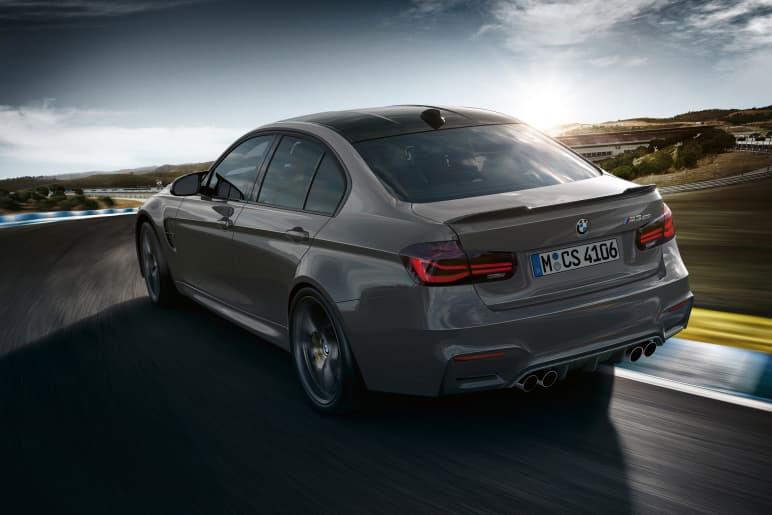 BMW M3 CS 2018 3 Series