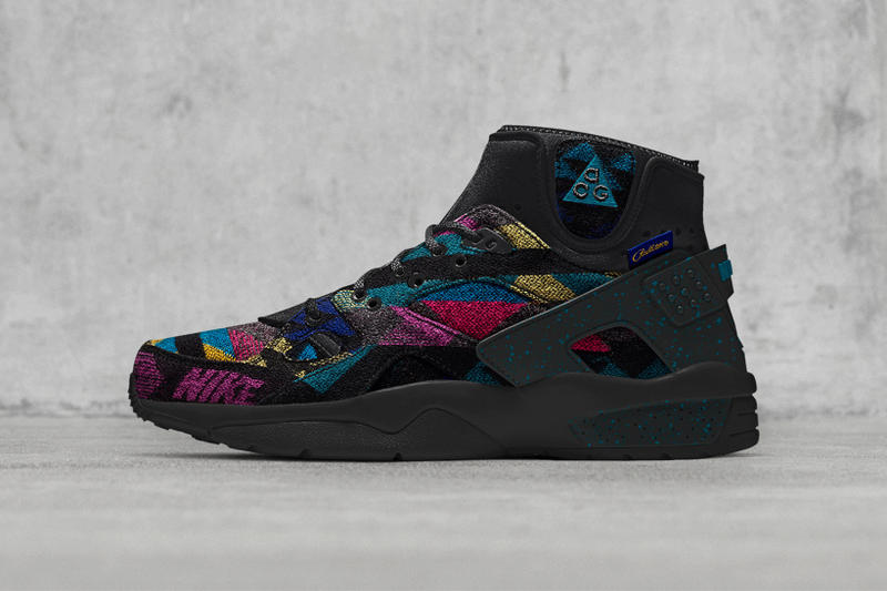 "Bodega Designs Limited Pendleton x NIKEiD ACG Air Mowabb Trainers. "" 92dc6337d"