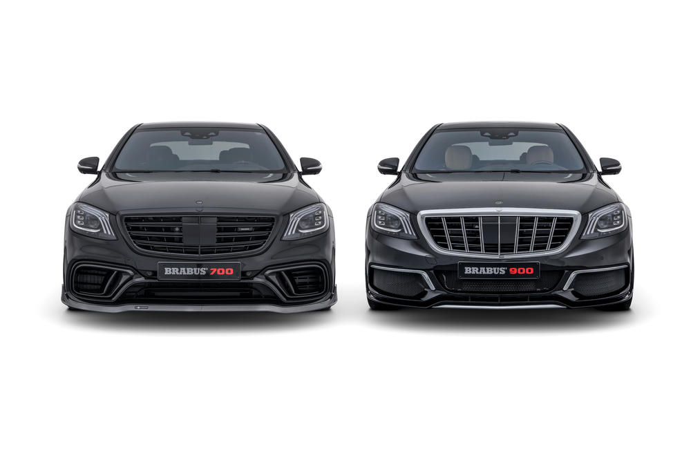 Brabus Mercedes Benz S 63 4MATIC Mercedes Maybach S 650