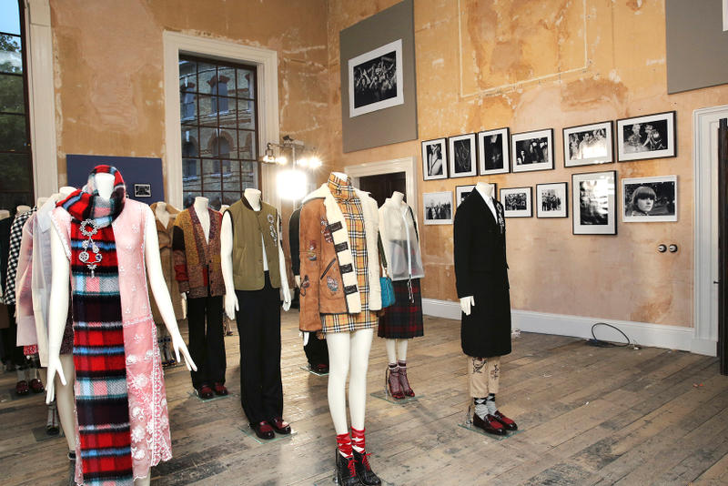"""Burberry """"Here We Are"""" Hong Kong Exhibition Paris Christopher Bailey"""