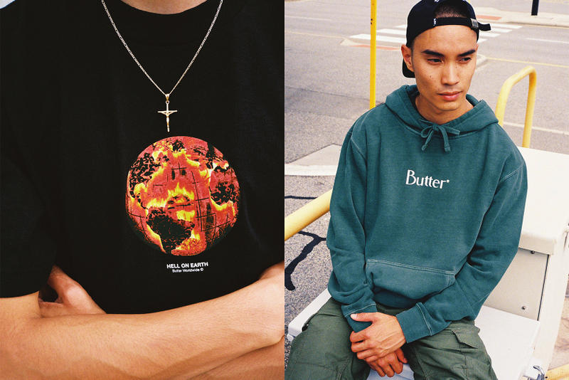 Butter Goods Q4 2017 Collection Lookbook November 18 Release Date Info