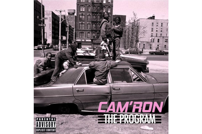Download Stream Camron The Program 2017 mixtape tape album just blaze araabMUZIK