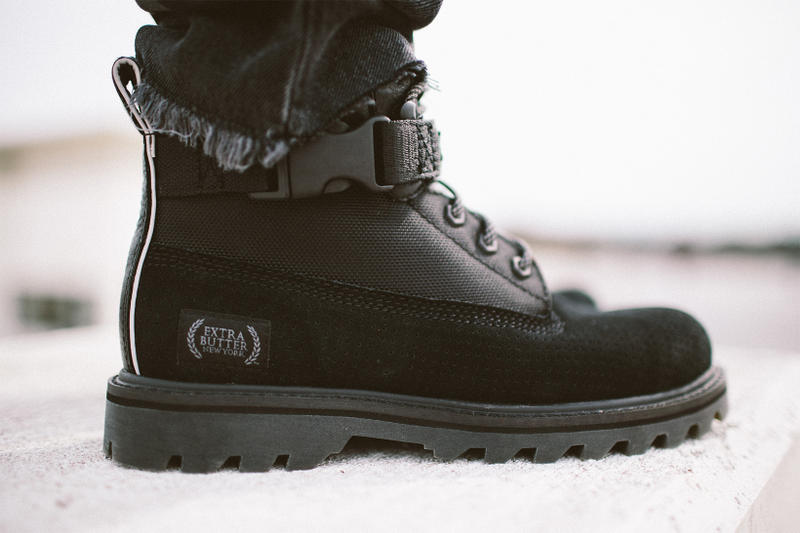 Extra Butter X Cat Footwear Urban Delta Boot Hypebeast