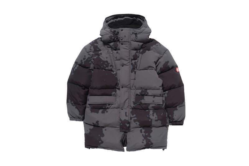 Cav Empt 2017 Fall/Winter Long Puffer Jacket November 22 Release Date Info Grey Black Japan Tokyo C.E.