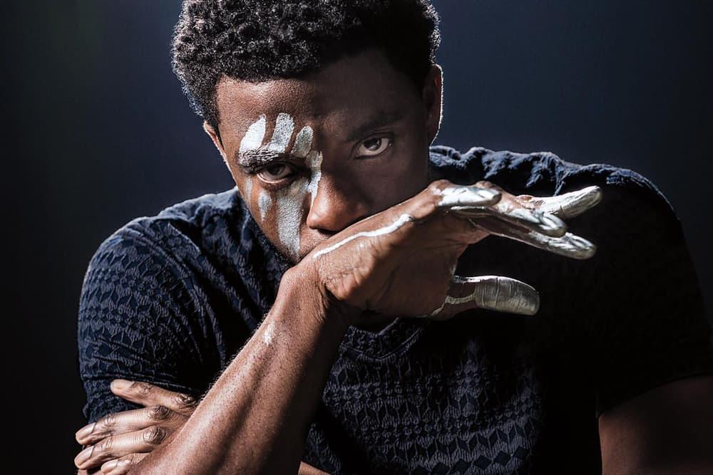 Chadwick Boseman Black Panther CNET Interview Marvel Cinematic Universe T'Challa