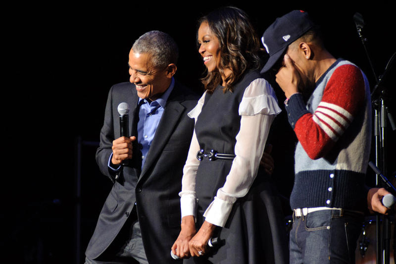 Chance The Rapper Come Back Barack SNL Song Twitter