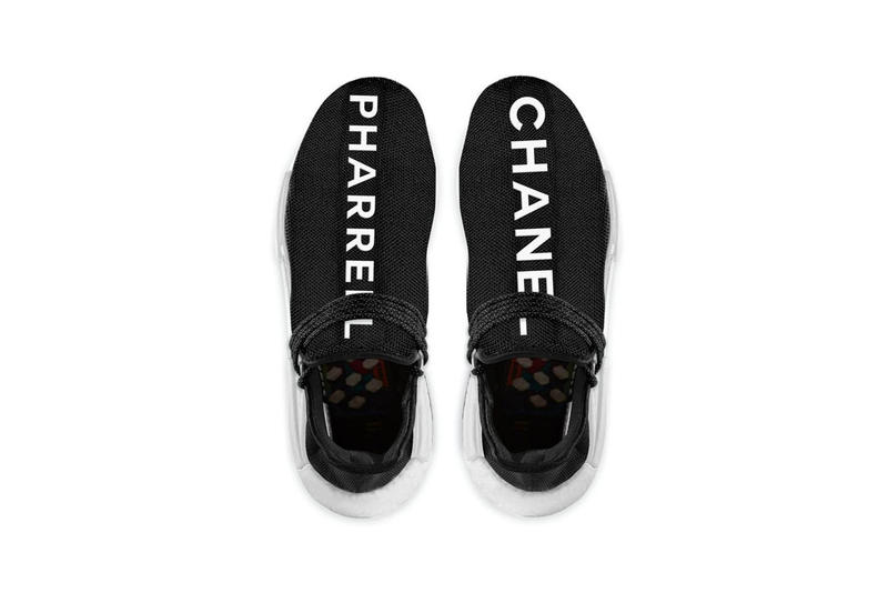 a387251f5 Chanel adidas Originals Hu NMD Pharrell Williams Karl Lagerfeld colette  Raffle Draw Release Date Info Drops