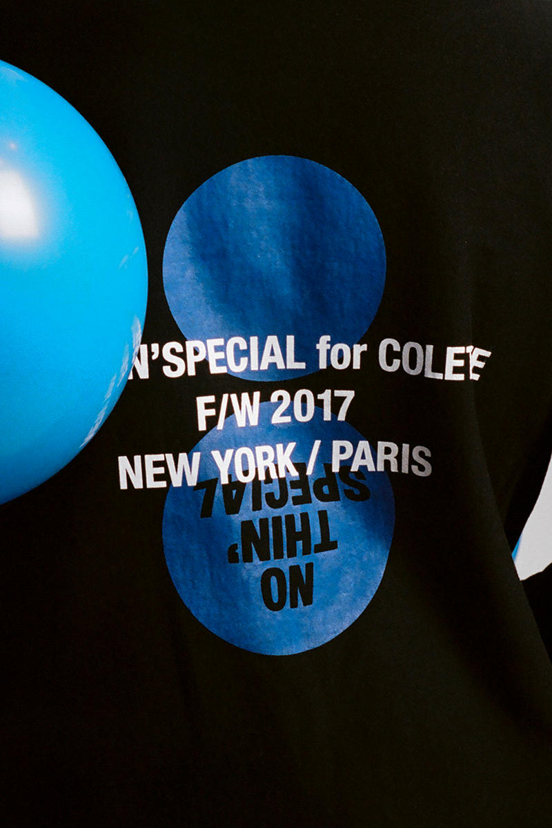 colette Nothin Special Collaboration 2017 November Release Date Info