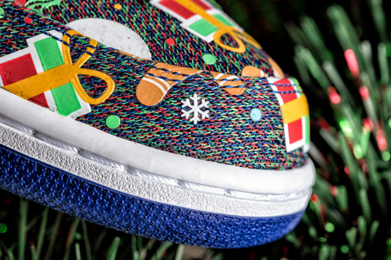 Concepts Nike SB Dunk High Ugly Sweater