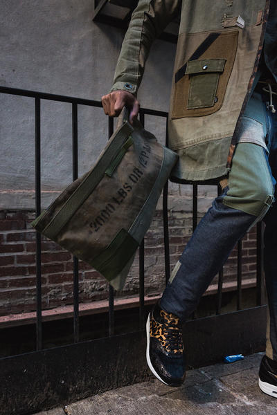 Custom Lifestyle by Hamid Holloman UBIQ Made In Philly Capsule Collection