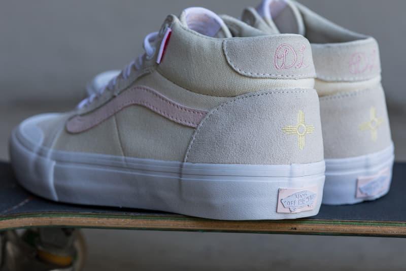 Daniel Lutheran Vans Old Skool Pro Mid Skool Pro 2017 November Release Date Info Sneakers Shoes Footwear skate skateboarding new mexico