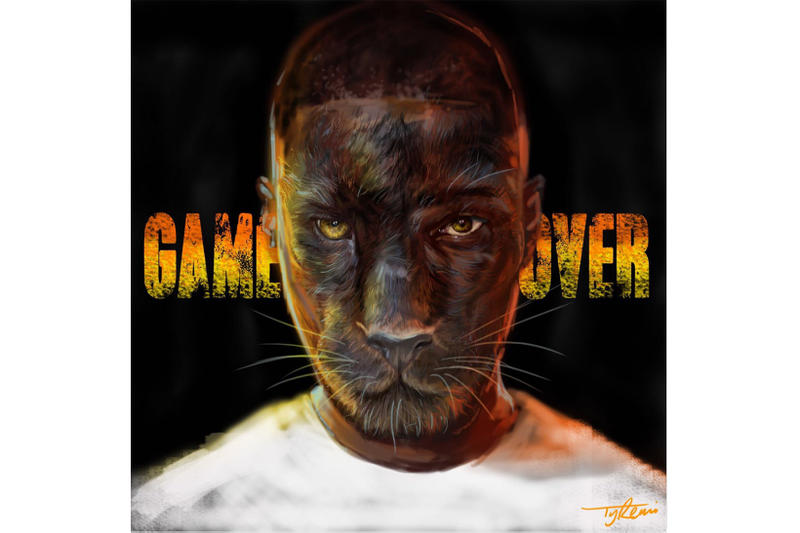 Dave Game Over EP Stream 2017 November 3 Release Date Info extended play mixtape album panther